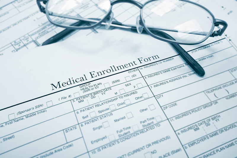 Not all insurances take part in open enrollment or may have different periods of open enrollment.