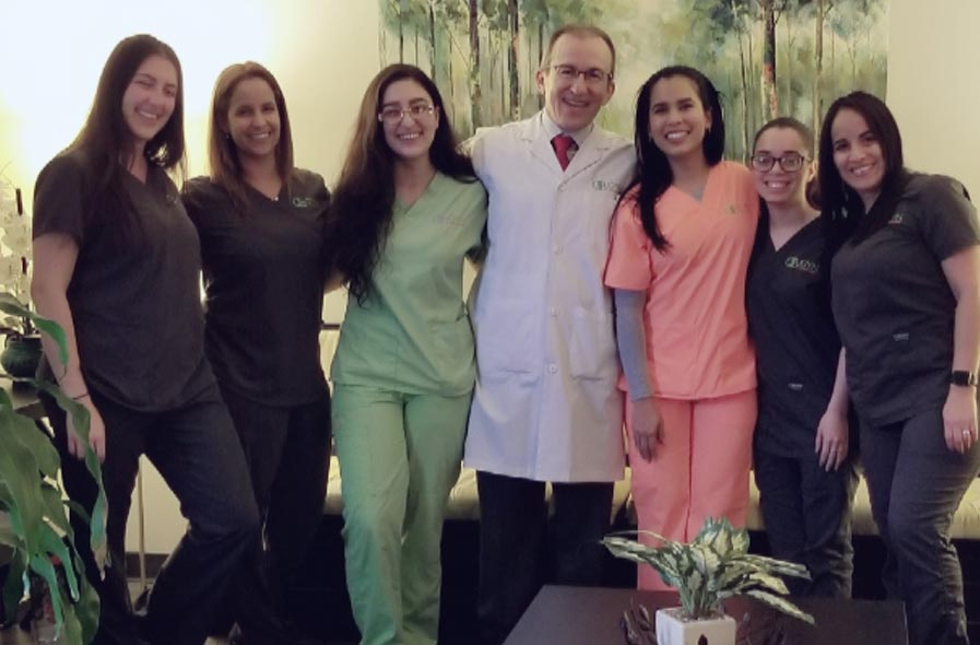 Dr Luis Tobon and the team OB/GYN Ultrasound