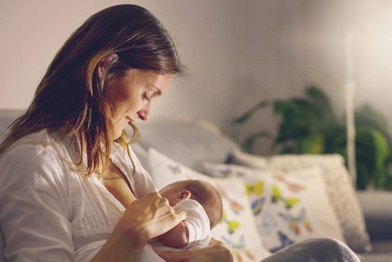 Breastfeeding: a Win-Win for you and your baby
